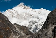 Goecha La Trek, in search of the Holy Kangchenjunga by Damien Roué
