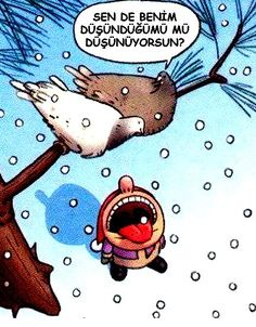funny birds winter snow lol funny quotes humor - My list of the most beautiful animals Funny Christmas Cartoons, Funny Christmas Pictures, Christmas Jokes, Funny Christmas Cards, Funny Pictures, Merry Christmas, Xmas Jokes, Christmas Comics, Hilarious Photos