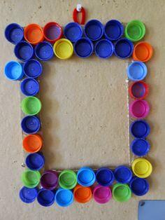 """Στα πλαίσια του προγράμματος"""" τα σκουπίδια γίνονται παιχνίδια """"   μερικές ενδεικτικές δραστηριότητες με άχρηστα υλικά, που πετάει η μαμά κ... Frame, Blog, Decor, Recycling, Preschool, Picture Frame, Decoration, Blogging, Decorating"""