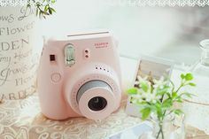 Fujifilm Instax Mini in pink!! <3 - FINALLY GOT IT!