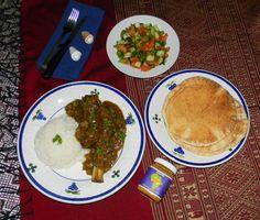 Cape Malay Curry Lamb Shanks | Delicious! www.AfrikozSpices.com.au