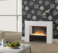Dimplex Chesil Optiflame fireplace - Electric Fire Suite