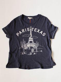 Sundry Paris Texas Tee - Graphite