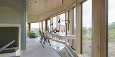 workspace glass floor
