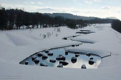みちのく寒い日に5 : みちのくの大自然 Iwate Japan