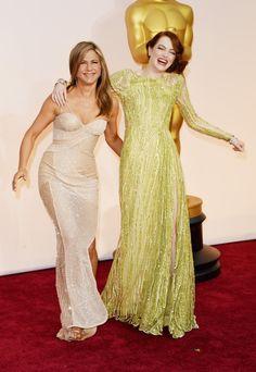 Emma Stone Photos - Arrivals at the 87th Annual Academy Awards — Part 3 - Zimbio