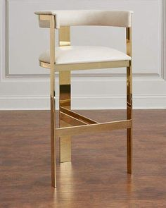 Shop Darla Brass and Leather Bar Stool and Matching Items from Interlude Home at Horchow, where you'll find new lower shipping on hundreds of home furnishings and gifts.