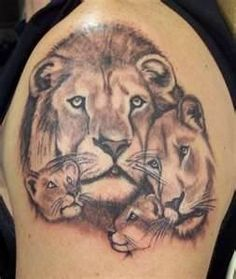 whole family tattoo love it