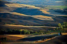 val d'Orcia -Toscana-