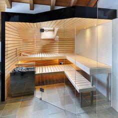 KÜNG AG Saunabau, Wädenswil, Switzerland: Anpassungen