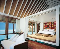 The Villa I would love to stay at when I go to Coco Island in the Maldives.