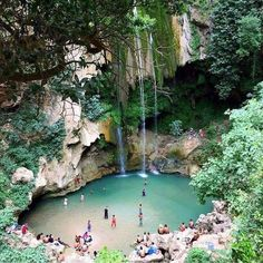 Las Cascadas de Akchour en Marruecos #belleza #paisajes