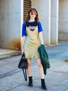 These Street Style Pictures Make Me Want to Be Australian via @WhoWhatWearUK