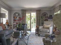 Living Room | Piedmont, CA  Photograph: David Duncan Livingston