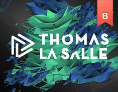 Echa un vistazo a este proyecto @Behance: \u201cThomas La Salle\u201d https://www.behance.net/gallery/23349519/Thomas-La-Salle