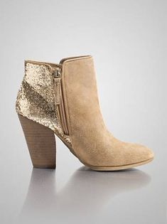 Cardio Suede Booties at Guess