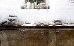 A traditional #Bakery in #Mallorca http://iaiacocoi.wordpress.com/2013/10/14/souvenirs-desde-mallorca-again/