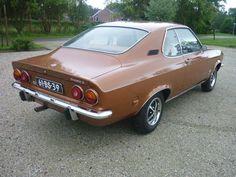 Opel A Manta - 1974