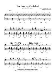 John Mayer - Your Body Is A Wonderland Lyrics | MetroLyrics