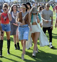 12 Coachella Styling Hacks to Steal From Celebrities
