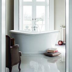 Admiral 180 Freestanding Bath | Tecaz