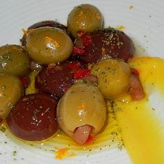 liquid olives @ Jaleo - The Cosmopolitan of Las Vegas