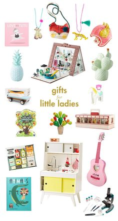 gift guide for babies & little girls