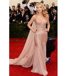 @Who What Wear - Blake Lively                 Gucci Premiere dress; Lorraine Schwartz jewelry.