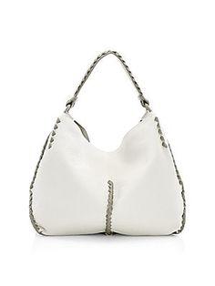 Bottega Veneta Hobo Leather Shoulder Bag 5e631919dbbe6