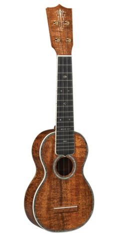 Here's the deal; George Harrison was an avid vintage Martin Ukulele collector. He wrote many of his best-known compositions on uke, and as a result, a cult community of Harrison-esque collectors took form.