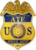 ATF - Special agent badge
