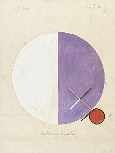 Hilma af Klint, pionera de la abstracción en un mundo de hombres / Sacred Geometry <3