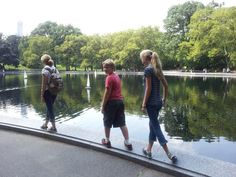 Central Park with Kids: Hike and bike!