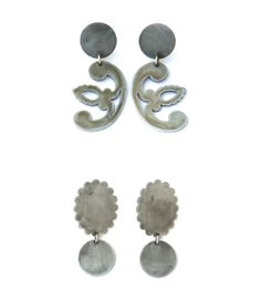 Malou Paul, Earrings, 2012