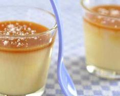 Petites crèmes au caramel sans beurre ni oeuf : Savoureuse et équilibrée | Fourchette & Bikini