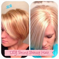 wella toners for blonde hair | ... hair colored on saturday and love it but parts of my hair were