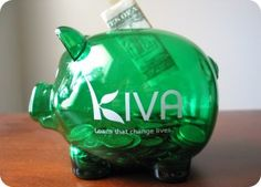 I <3 This Website... giving micro loans to entrepreneurs in third world countries ...they pay you back with interest and you give the same money to another deserving, motivated individual.  I've recycled the same $25 to help 6 people in 3 years.      Kiva is giving $25 free to each new user that signs up. You could help someone for nothing...  http://www.kiva.org/invitedby/kathleen7088
