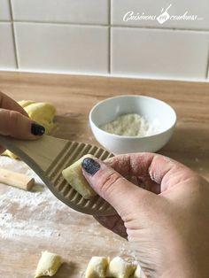 Faire ses gnocchi maison : un jeu d'enfants ! - Cuisinons En Couleurs Cooker, Nutrition, Vegan, Kitchen, Recipes, Food, Sauce Tomate, Madrid, Globe