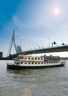 Partyschip Nehalennia - Rotterdam