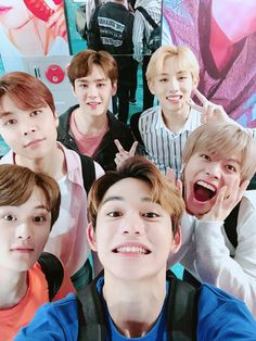 mark, johnny, lucas, kun, winwin and yuta Jooheon, Kihyun, Hyungwon, Nct Johnny, Johnny Seo, K Pop, Nct Yuta, Lucas Nct, Capitol Records
