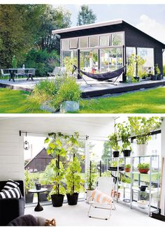 Orangeri Contemporary Garden Rooms, Greenhouse Shed, Modern Shed, Outdoor Restaurant, Garden Office, Garden Structures, Glass House, Outdoor Rooms, Garden Planning