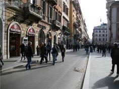 Via del Corso - Leuke straten
