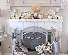 Autumn Fireplace 2