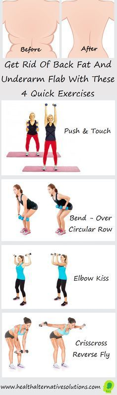 You can combine these exercises with a cardio workout and include targeted strength moves.