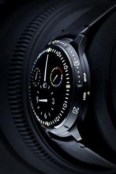 TimeZone : Industry News » Pre-Basel 2016 - Ressence Type 5 Black