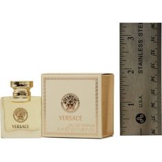 VERSACE SIGNATURE by Gianni Versace EAU DE PARFUM 17 OZ MINI Package Of 5 -- Click the image to visit the Amazon website.