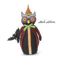 Small Owl Figurine