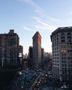 New York City / photo by Nate Poekert