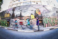 os gemeos, graffiti, sp :: http://modices.com.br