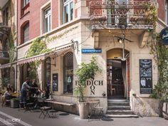 Zürich: 29 top Cafés zum Arbeiten & Lernen | Café Tipps Cafe Restaurant, Zurich, Top Cafe, Lausanne, Switzerland, Travel, Restaurants, Future, House